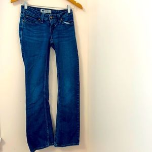 Levi's Bold Curve Jeans.Size:1M great condition.